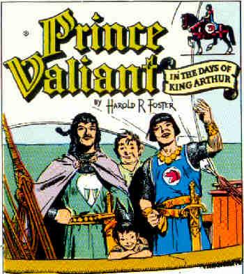 Prince Valiant cover